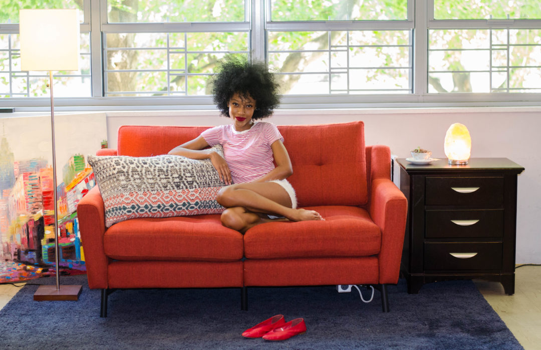 2 Quick And Affordable Ways To Style Your Burrow Sofa In Thing